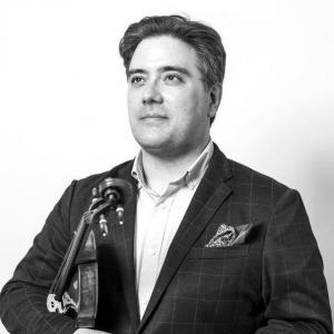 Aaron Boyd, violin SMU
